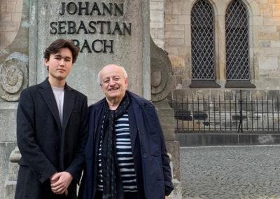 Eduard Wulfson & Daniel Lozakovich