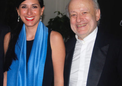 Eduard and Stéphanie Wulfson